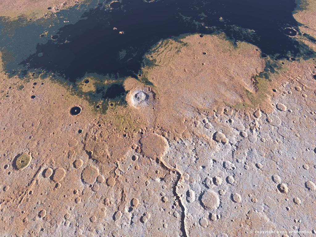 Space 4 Case - Mars images 2001 1