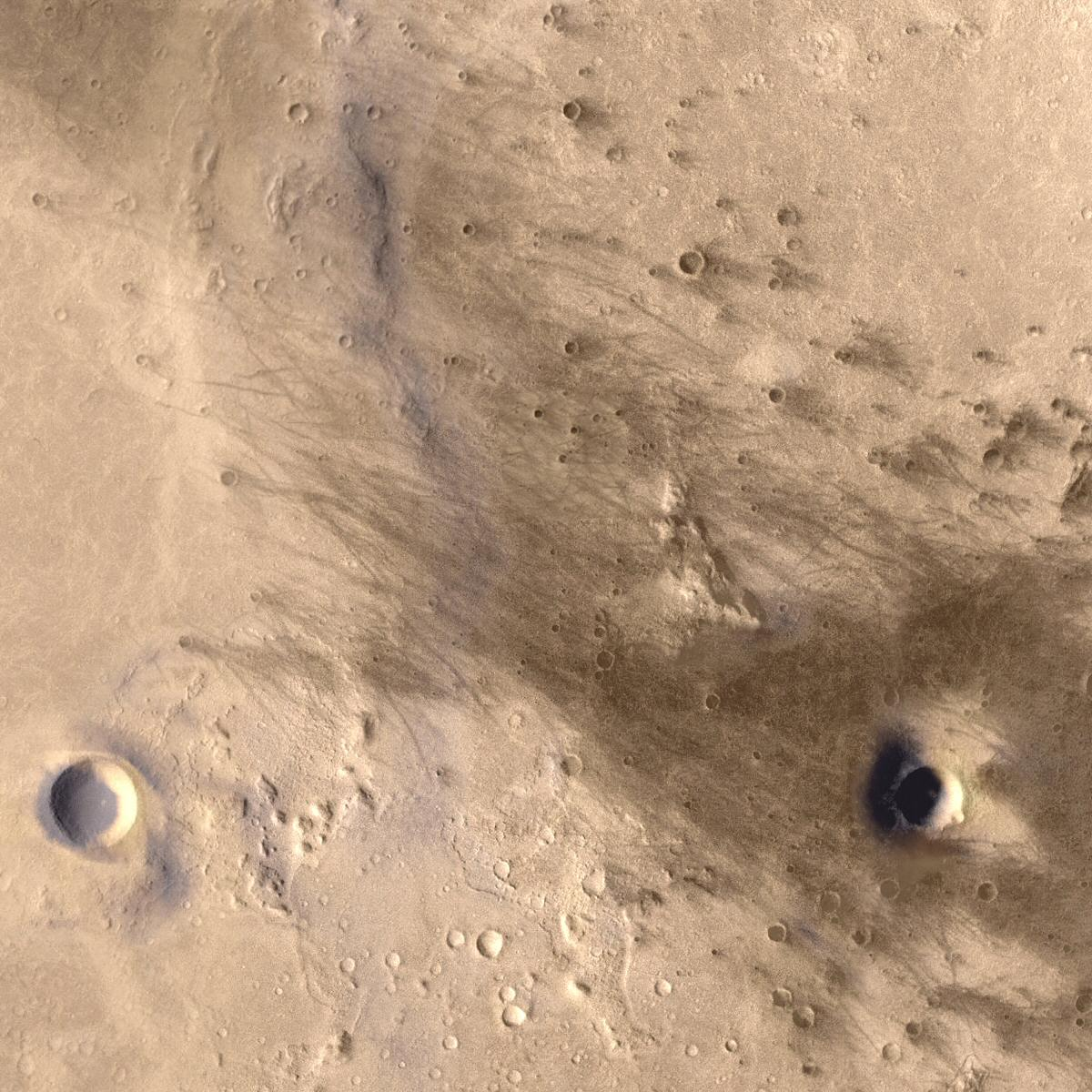 Space 4 Case - Mars images 2004